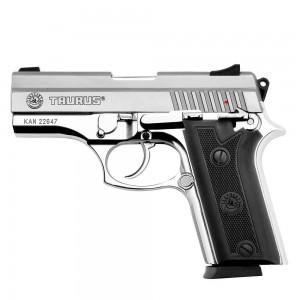 Pistola - PT 938 Inox - Calibre Permitido - SOB CONSULTA