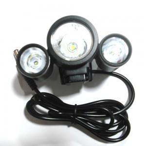 Lanterna de Cabeça Recarregável - LL81699