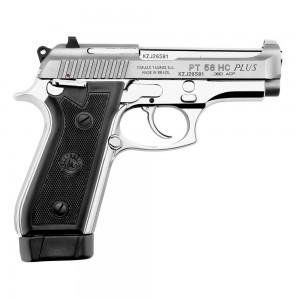 Pistola - PT 58 HC PLUS Inox - Calibre Permitido - SOB CONSULTA