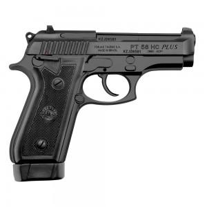 Pistola - PT 58 HC PLUS Oxidada - Calibre Permitido - SOB CONSULTA