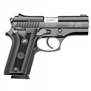 Pistola - PT 938 Oxidada - Calibre Permitido - SOB CONSULTA